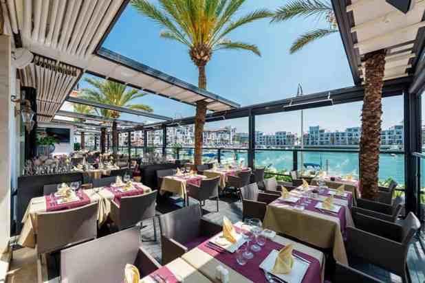 Restaurant pure passion Agadir