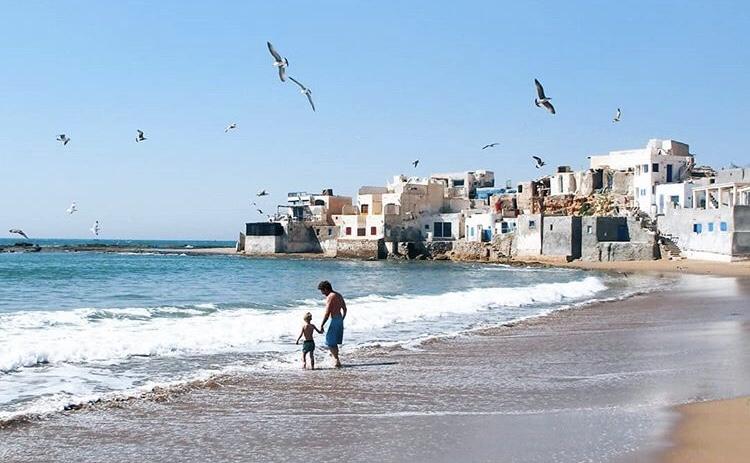 tifnit beach agadir