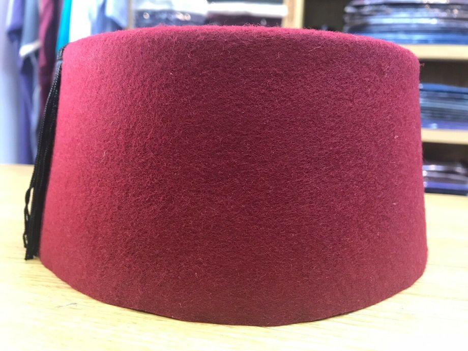 AUTHENTIC Moroccan Fez Hat 3