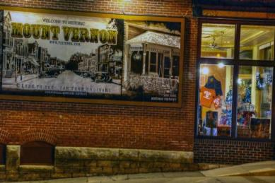 Historic Mt Vernon