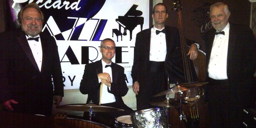 Picture of the band (Eddie Piccard Jazz Quartet)