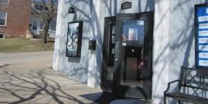 Bijou Movie Theater Entrance