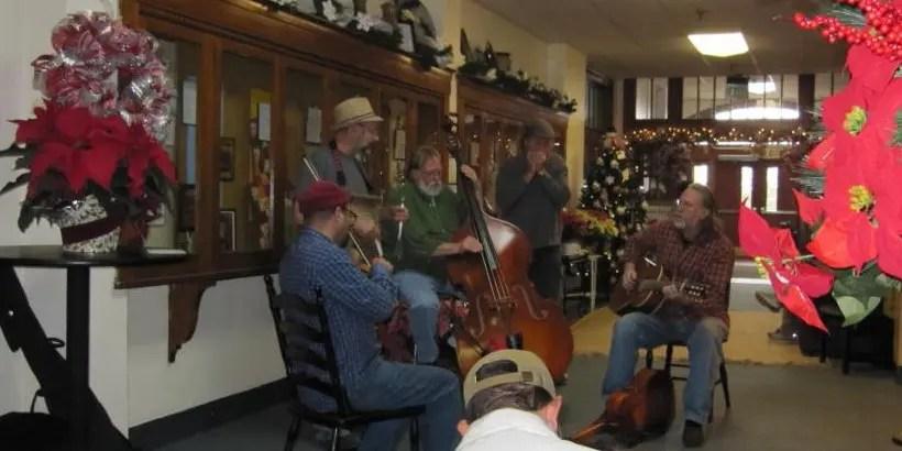 Shop Small Saturday Music at FSCC