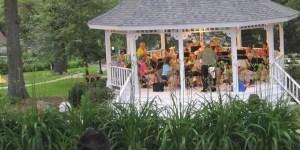 Tuneful Tuesdays Concert in the Mount Vernon Gazebo