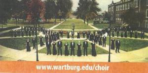 Photo of Wartburg College Choir