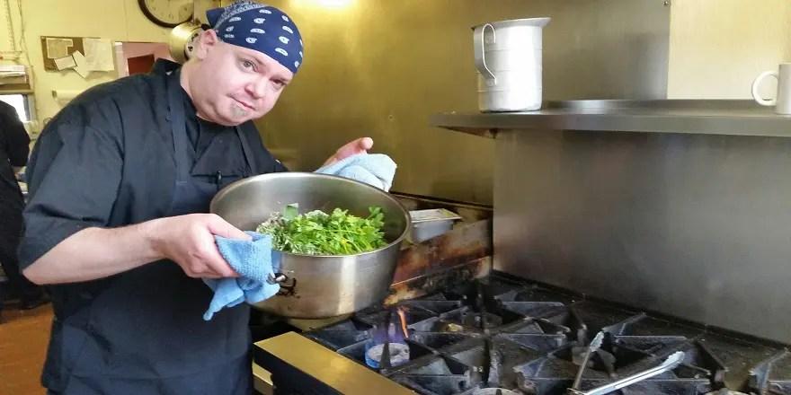 Restaurant Week: Meet the Culinary Artists of Mt Vernon Chris