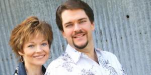 Gospel music artists Phil and Pam