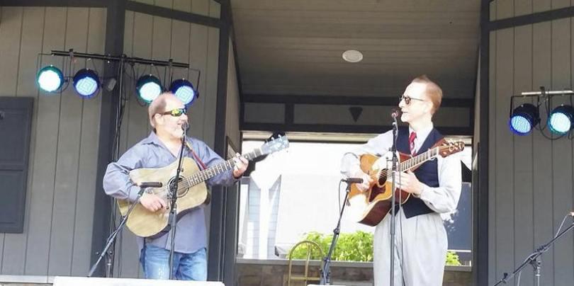 Lambert and Walz Musician Photo