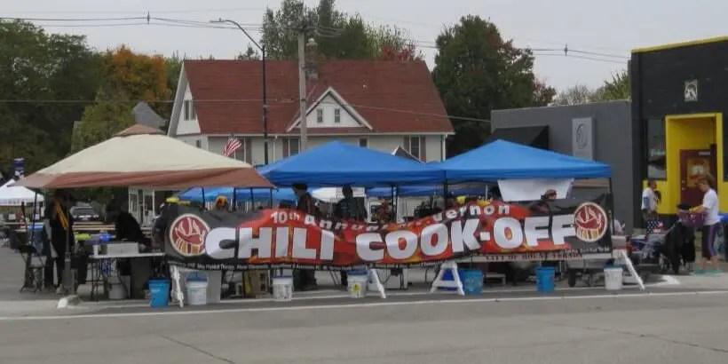 10th annual chili cookoff