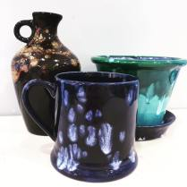 Ugly Duckling Pottery - Crystal
