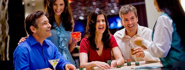 Playing at Pala Casino