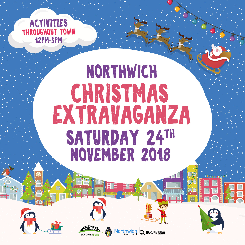Christmas Extravaganza Graphic