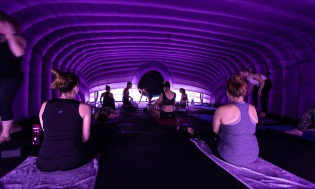 Northwich based Hotpod Yoga studio launches Ambassador programme