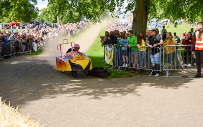 Krazy Races comes to Northwich