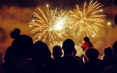 5 great firework displays in the Northwich area