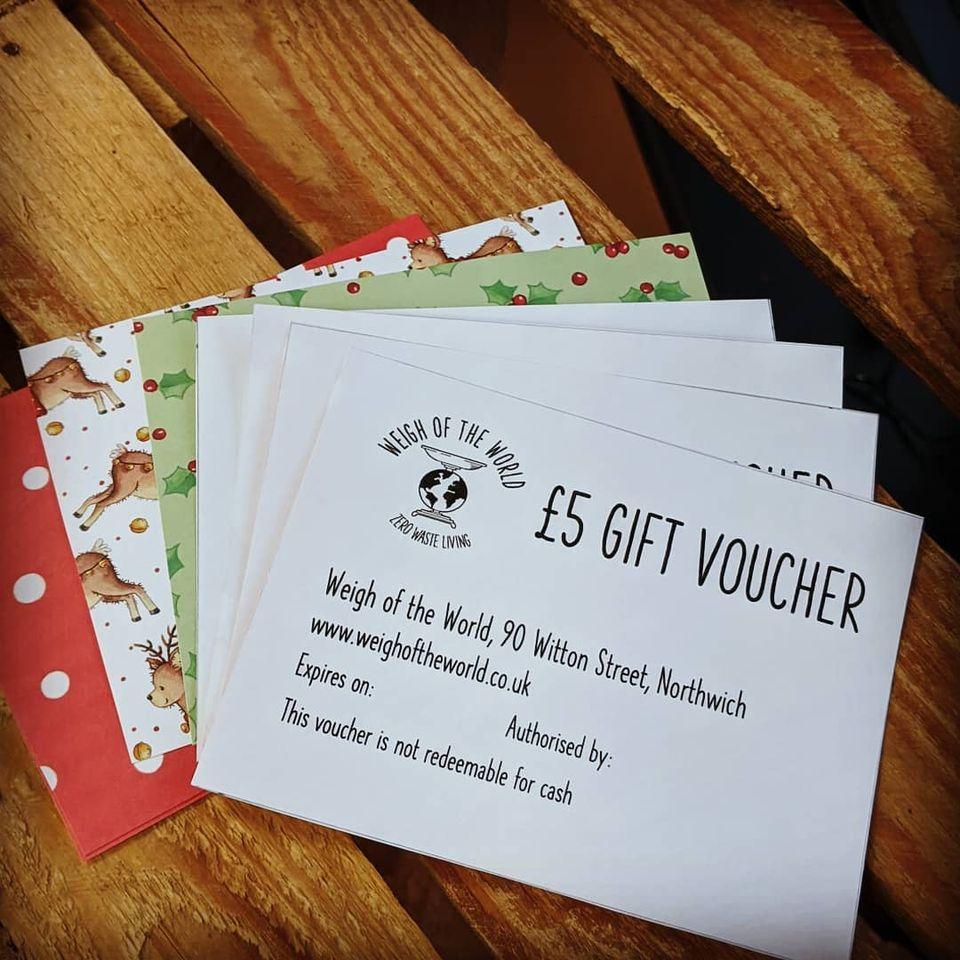 WOTW Gift Voucher
