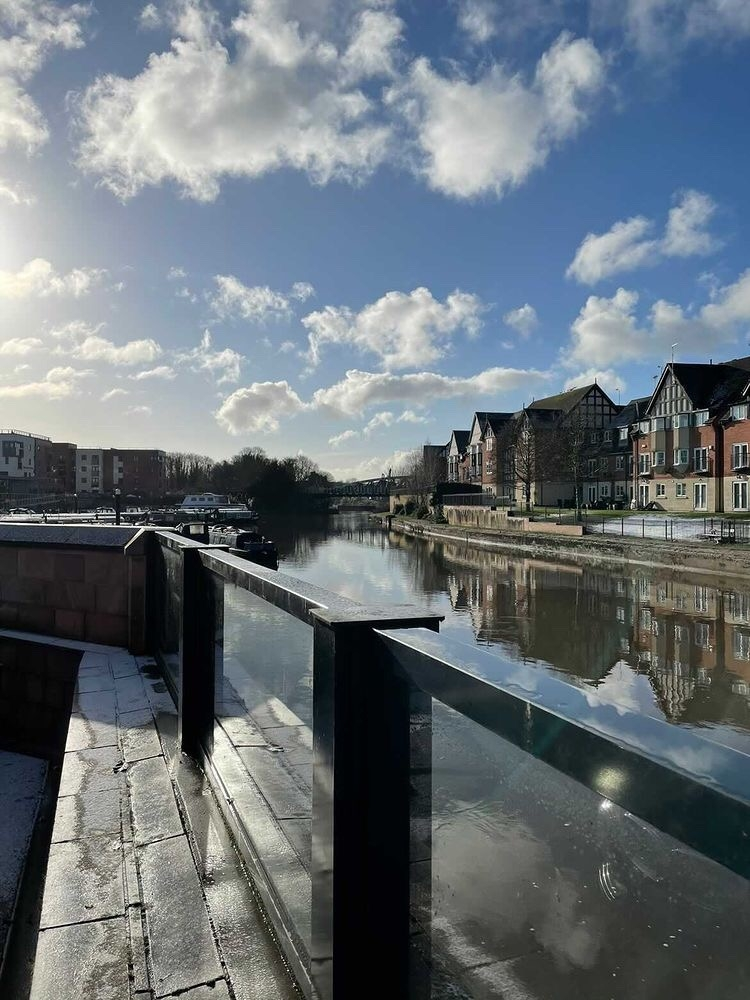River Weaver - Picture by Made in Northwich