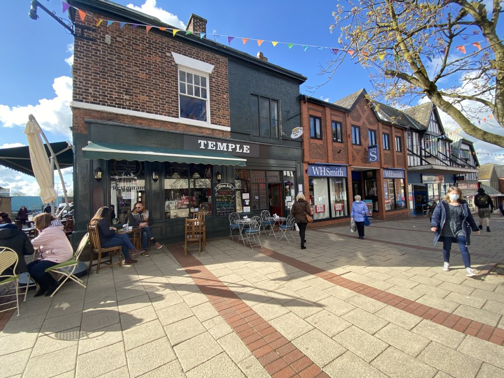 Temple Bar Northwich
