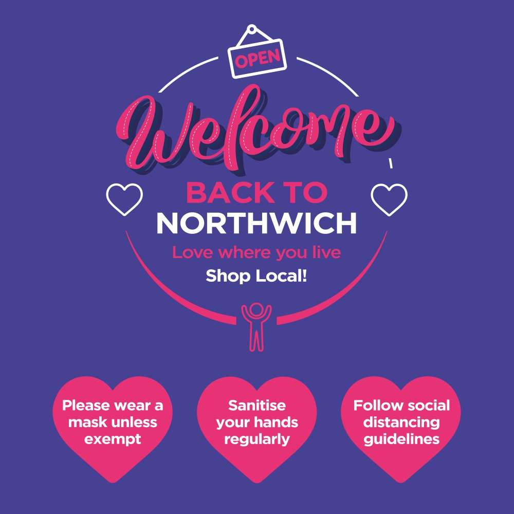 Welcome Back Northwich COVID Aware