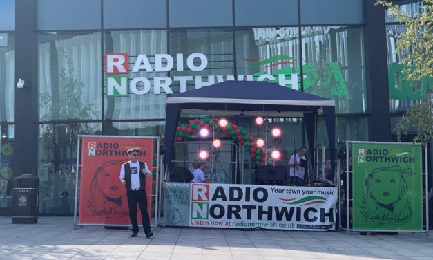 Radio Northwich brings local music talent to Barons Quay