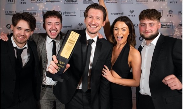 CRATE CHESHIRE NAMED BEST MALE GROOMING SALON OF THE YEAR
