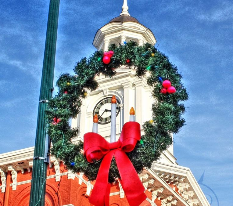 Historic Brookville's Victorian Christmas