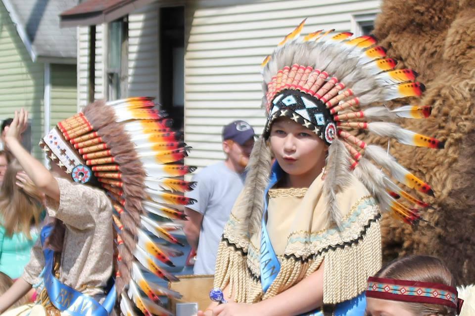 Tionesta Indian Festival