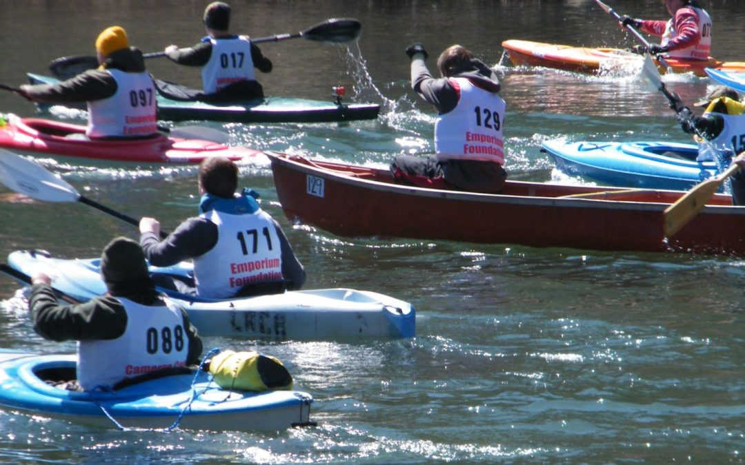 Cameron Canoe & Kayak Classic Welcomes All Paddlers