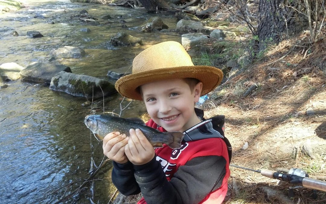 Fishing in PA's Great Outdoors Region 2019