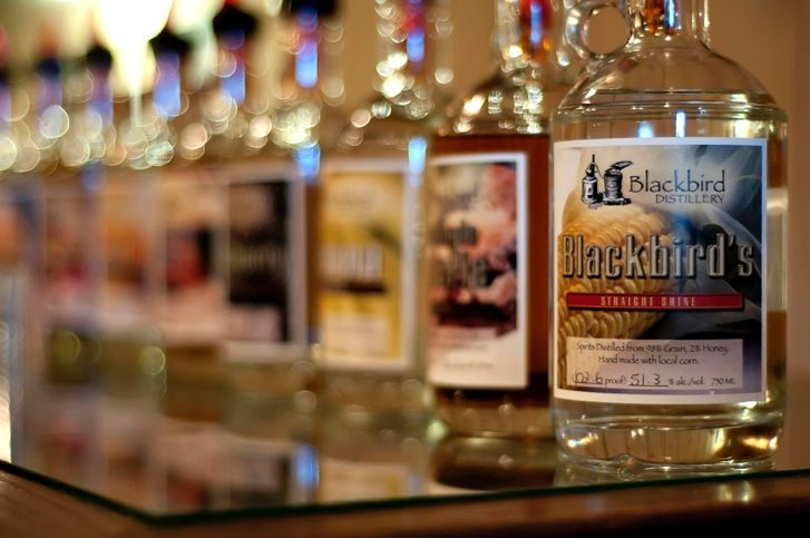 Blackbird Distillery Spreads Its Wings to 10 State Stores in Pennsylvania