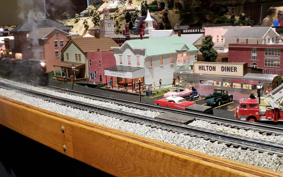 One Hundred Years of Model Trains in Brookville