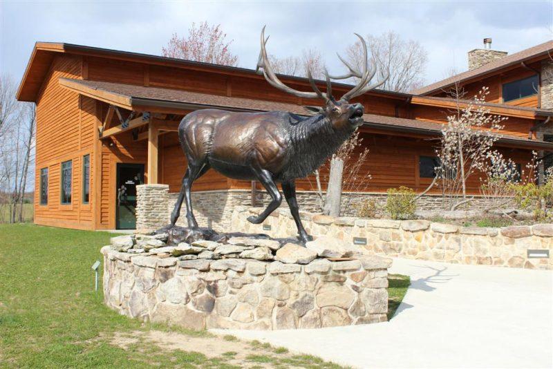 Interesting Stops in Elk Country