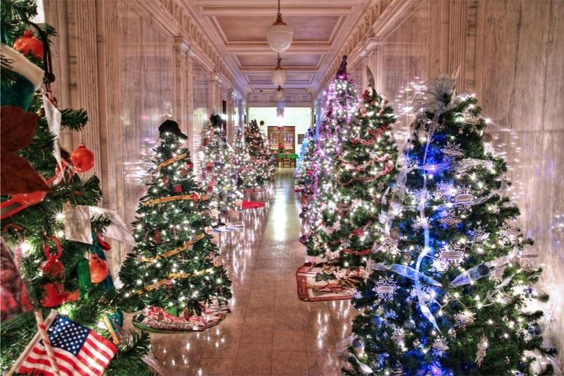 Step Back in Time During Brookville's Victorian Christmas