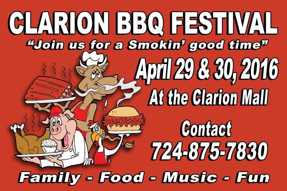 Clarion BBQ Festival