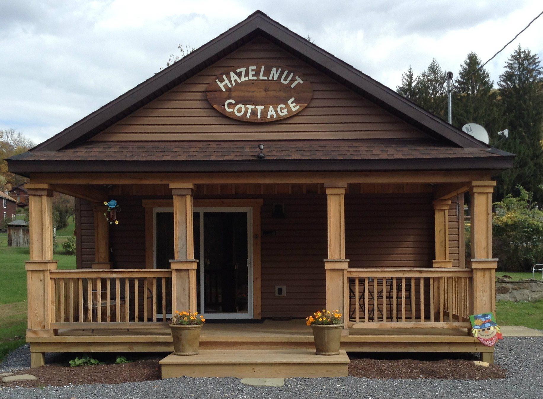 Hazelnut Cottage Visit Pa Great Outdoors