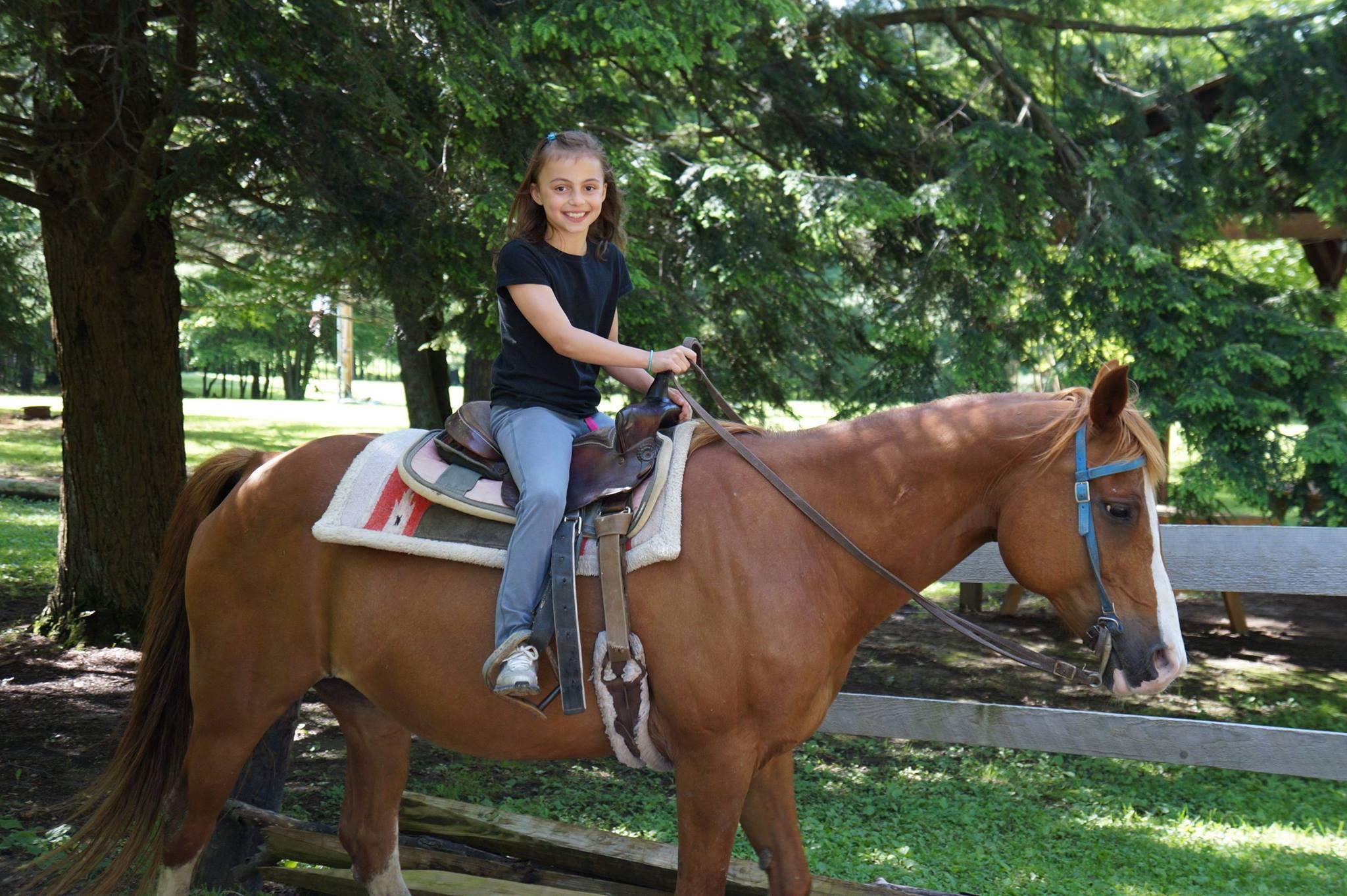 Equestrian Trails, Horseback Riding, Stables - PA   Visit PA