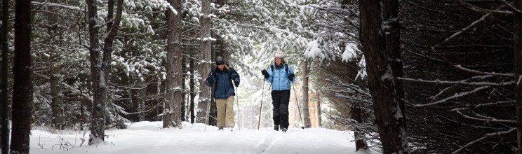 Winter Loaner Program at Sinnemahoning State Park