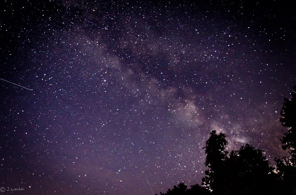 See the Perseid Meteor Shower in the Pennsylvania Great Outdoors