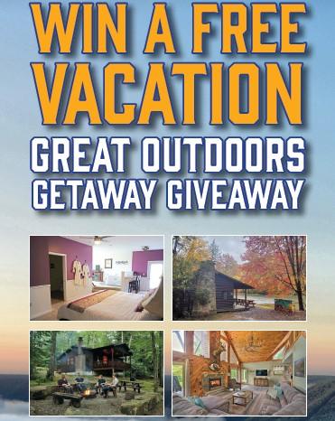 Great Outdoors Getaway Giveaway
