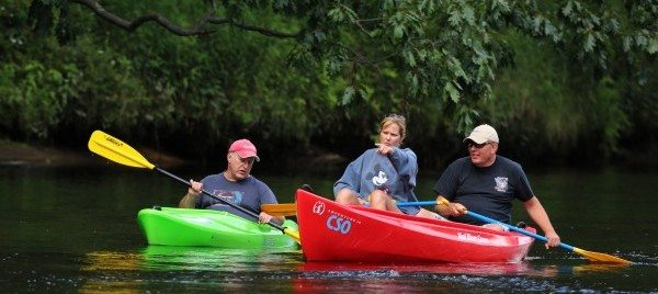 Clarion River Paddling Adventure