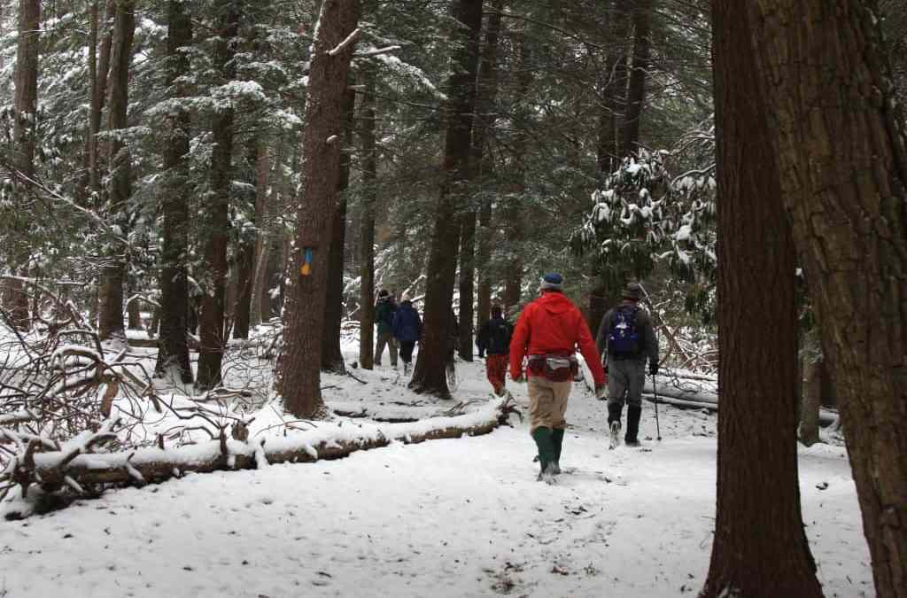 Challenge Yourself This Year on the North Country Trail