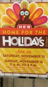 H-E-B Home for the Holidays Event - Pearland Texas