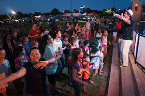 Concerts in the Park Annual Event in Pearland