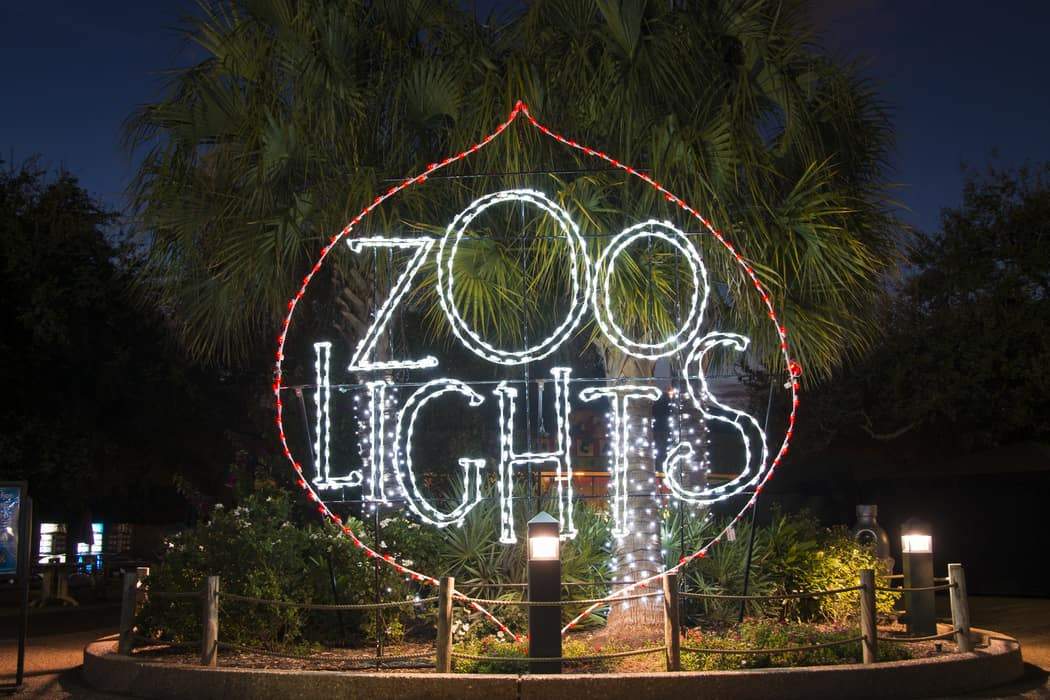 Houston Zoo Lights Pearland Texas Convention Visitors Bureau
