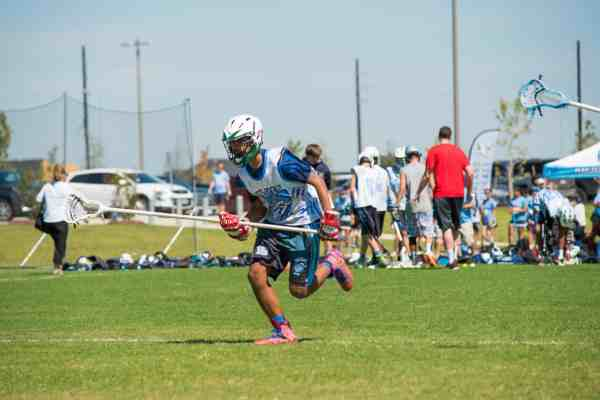 Lacrosse in Pearland TAAF Winter Games