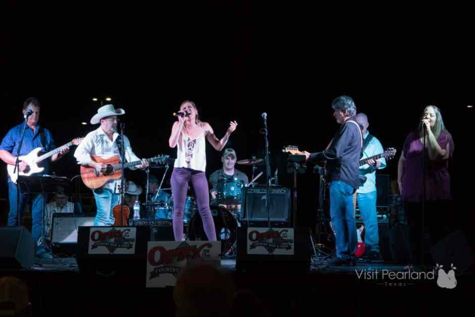 Opry on the Square Annual Event in Pearland