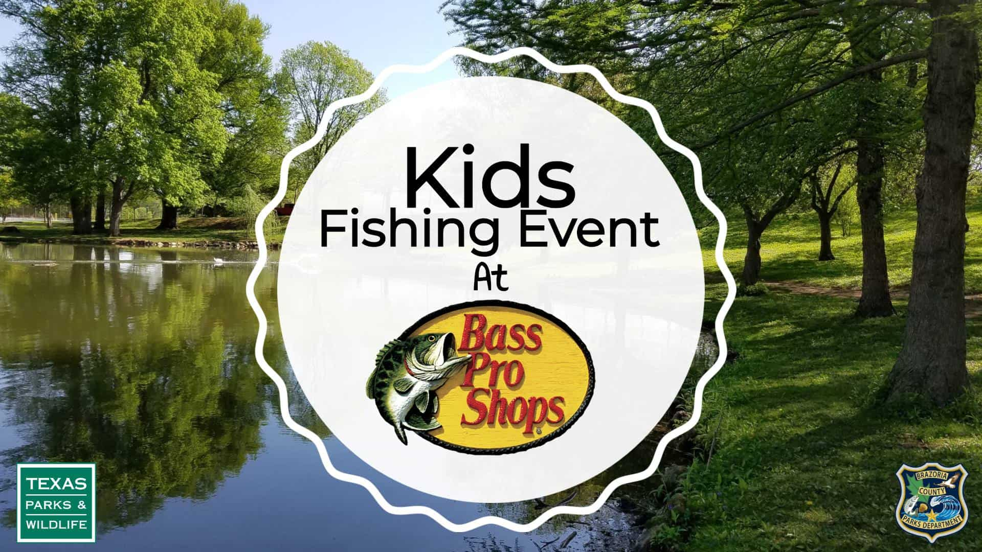 Bass pro shop fishing - Pearland Texas Convention & Visitors Bureau