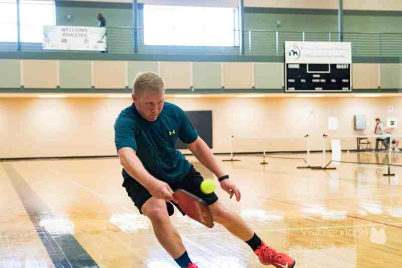 Pearland Pickleball at TAAF Winter Games of Texas