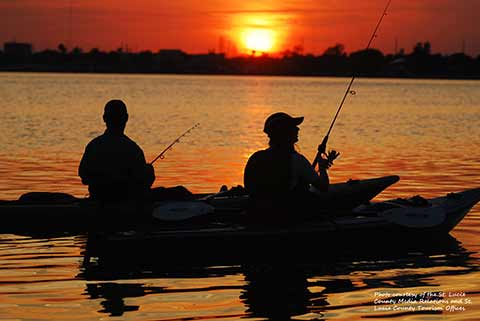 Fishing St. Lucie County