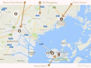Visit Prosecco Italy Venice to Prosecco Region